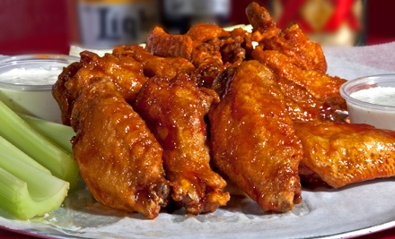 $20 Groupon to Atomic Subs & Wings - Atomic Subs & Wings in Arlington