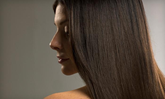 Primp Salon - Irwin: $125 for a Brazilian Keratin Treatment at Primp Salon in Irwin