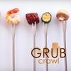 GrubCrawl Sacramento - Multiple Locations: $15 for a Ticket to a GrubCrawl Sacramento Social Dining Event