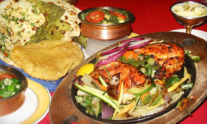 Lovash Restaurant - Center City East: $10 for $20 Worth of Indian Cuisine and Drinks at Lovash Restaurant