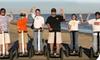 SegCity - Multiple Locations: One-Hour Segway Tour of Galveston Seawall or San Antonio from SegCity