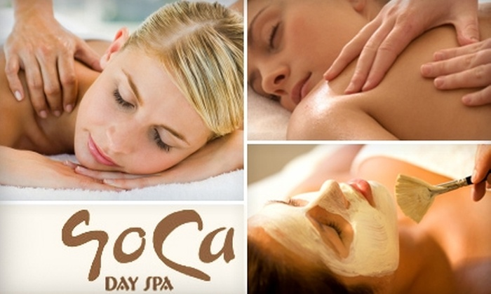 SoCa Day Spa - North Charleston: $35 for Selected Spa Services at SoCa Day Spa