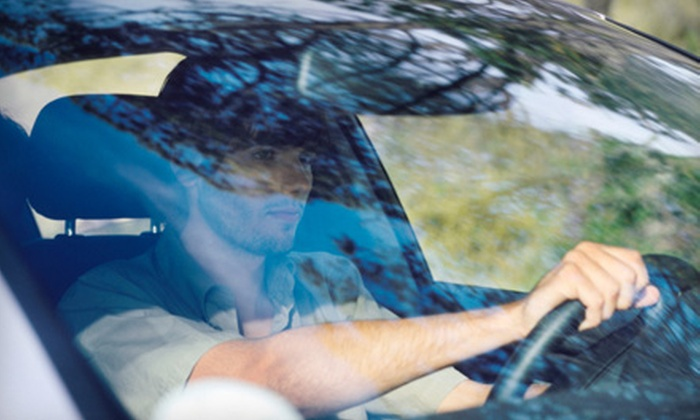 CalAlta Auto Glass - Multiple Locations: Windshield-Chip Repair or Replacement at CalAlta Auto Glass (Up to 78% Off)