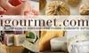 Igourmet - Washington DC: $20 for $40 Worth of Gourmet Gift Baskets and More from igourmet.com