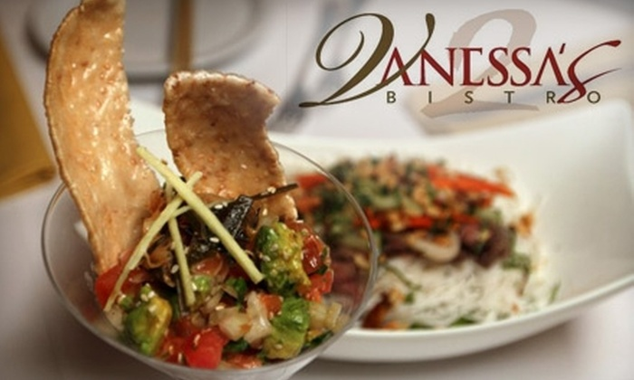 Vanessa's Bistro 2 - Downtown Walnut Creek: $30 for $60 Worth of Vietnamese Cuisine from Vanessa's Bistro 2