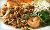 Thai Basil Restaurant - Greenwich: $15 for $30 Worth of Thai Cuisine and Drinks at Thai Basil