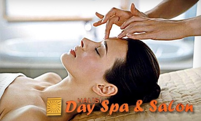 Halisi Day Spa - South End: $40 for a 60-Minute Swedish Massage or a Facial at Halisi Day Spa