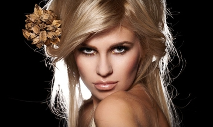 Desa Salon - Costa Mesa: $49 for a Haircut, Blow-Dry, Style, Conditioning Treatment, and 40% Off Coloring Services at Desa Salon in Costa Mesa (Up to $110 Value)
