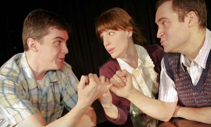 """The Music Theatre Company - Highland Park: $15 for One Ticket to """"Merrily We Roll Along"""" Presented by The Music Theatre Company ($30 Value). Seven Shows Available."""