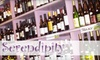 Serendipity Wines and Spirits - Upper East Side: Wine Packages and Tastings at Serendipity Wines & Spirits (Up to $164 Value). Choose from Three Options.