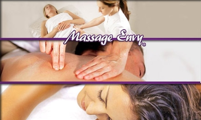 Massage Envy - Miami: $49 for Any 90-Minute Massage at Massage Envy ($124 Value)