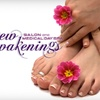 54% Off Mani-Pedi at New Awakenings