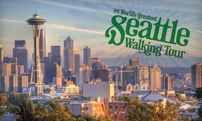 The World's Greatest Seattle Walking Tour - Central Business District: $14 for Two Tickets from The World's Greatest Seattle Walking Tour