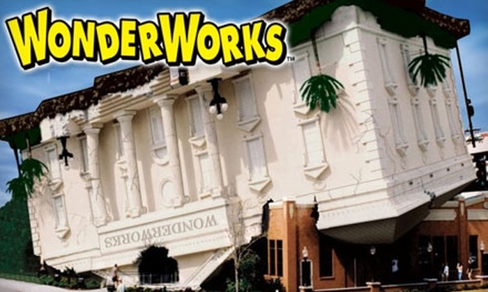 WonderWorks Orlando - Southwest Orange: $14 for an Adult Ticket to the Outta Control Magic Comedy Dinner Show at WonderWorks Orlando ($27 Value)