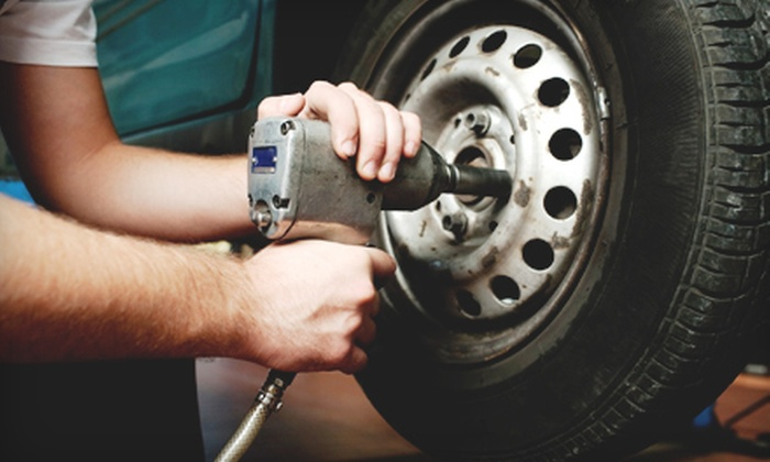 Consumer Car Care Countyline - Spring Hill: $29 for Two Oil-Change Packages at Consumer Car Care Countyline in Spring Hill ($67.96 Value)