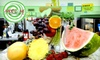 Juice Zone- CLOSED - Downtown: $5 for $10 Worth of Smoothies and More at Juice Zone