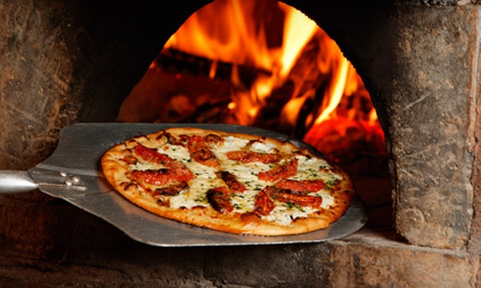 The Broad Street Cafe - Watts Hospital-Hillandale: Meal for Two or $15 for $30 Worth of Gourmet Pizza and American Fare at The Broad Street Cafe in Durham