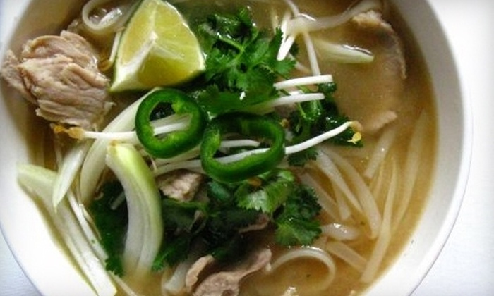 I Luv Pho - Samos: $10 for $20 Worth of Vietnamese Fare at I Luv Pho