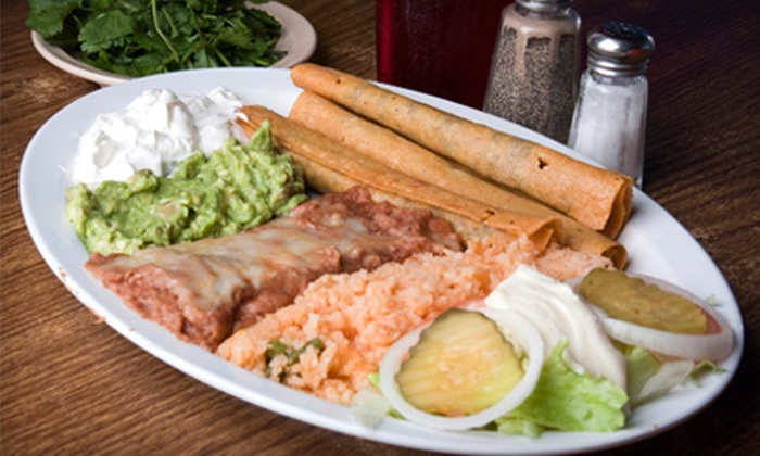 Mario's Place - Oshkosh: $10 for $20 Worth of Authentic Mexican Fare and Drinks at Mario's Place in Oshkosh