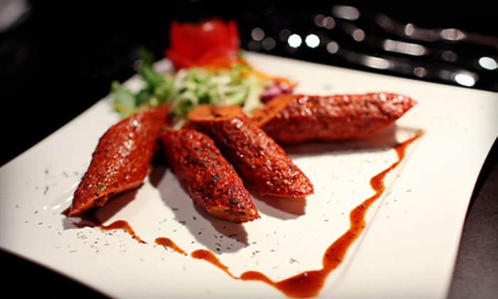 Mantra Indian Cuisine & Bar - Central Raleigh: $25 for $50 Worth of Upscale Indian Fare and Soft Drinks at Mantra Indian Cuisine & Bar