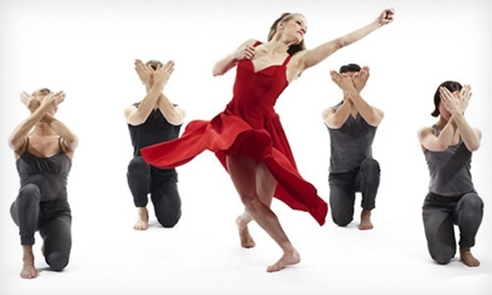 The Midtown Men - Clearwater: One Ticket to the Paul Taylor Dance Company at Ruth Eckerd Hall in Clearwater. Two Options Available.