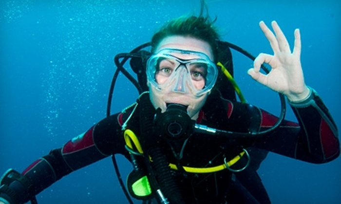 Columbus Scuba - East Beechwold: $12 for an Introductory Scuba Class at Columbus Scuba ($25 Value)