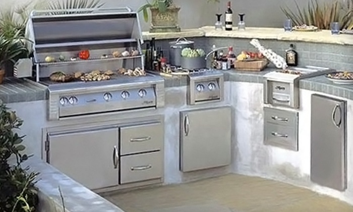 Wholesale Patio Store: $100 For $200 Toward A Grill, Smoker, Or Outdoor  Kitchen