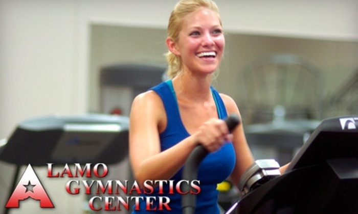Alamo Athletics - Far North Central: $30 for a Three-Month Adult Fitness Membership to Alamo Gymnastics & Family Fitness Center ($105 Value)