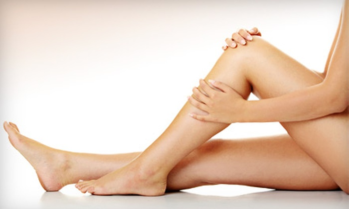 Midwest Vein Center St. Louis - Saint Louis: $99 for One Sclerotherapy Spider-Vein Treatment at Midwest Vein Center (Up to $400 Value)