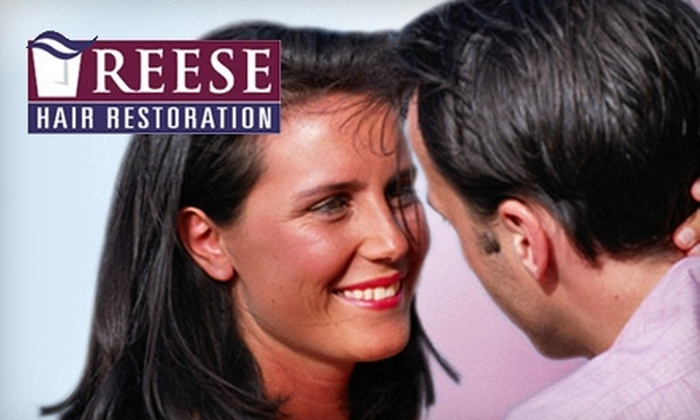 Reese Hair Restoration - Richfield: $150 for Three Months (13 Sessions) Low-level Laser Hair-loss Treatment at Reese Hair Restoration ($1,000 value)