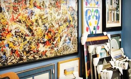 $100 Groupon to Ocala Art and Frame - Ocala Art and Frame in Ocala