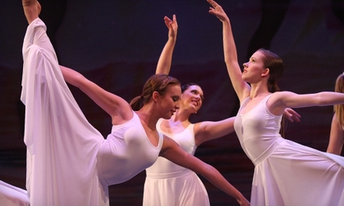 Marilyn's Academy of Dance - Phoenix: $24 for Four Group Classes at Marilyn's Academy of Dance in Peoria ($48 Value)