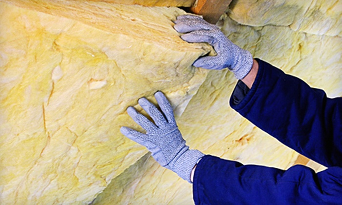Halde Insulation & Siding - Sioux Falls: $89 for Up to 300 Square Feet of Home Insulation from Halde Insulation & Siding ($297 Value)