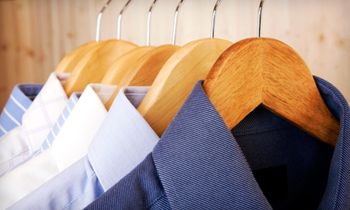 My Buddy Cleaners - Multiple Locations: Dry-Cleaning and Tailoring Services at My Buddy Cleaners (Up to 61% Off)