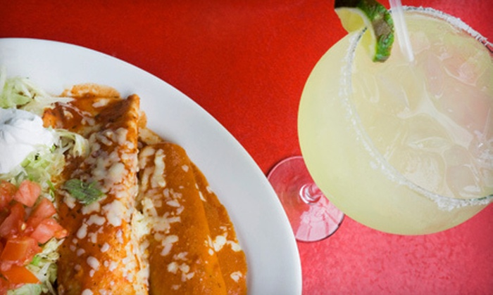 Zendejas #13 - Ward 6: Mexican Meal with Combos and Drinks for Two or Four at Zendejas #13 (Up to 52% Off)
