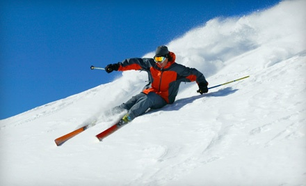 1 All-Day Lift Ticket for One Adult or Teen (a $50 value) - Mt. Waterman in La Canada