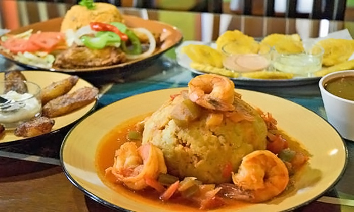 Authentic puerto rican cuisine el new yorican central for Authentic puerto rican cuisine