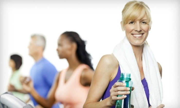 East Side and West Side Athletic Clubs - Multiple Locations: Membership With Unlimited Classes to East Side and West Side Athletic Clubs. Two Options Available.