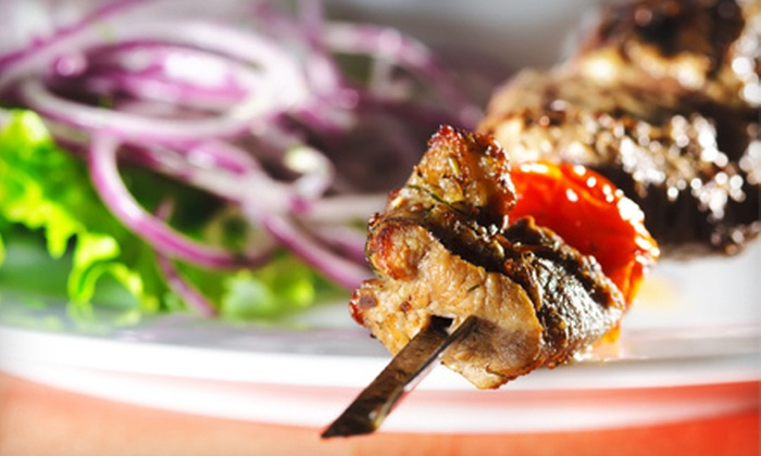 Shiraz Grill - Orlando: $39 for a Three-Course Mediterranean Dinner for Two at Shiraz Grill (Up to $96.65 Value)