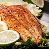 Half Off at Frilly's Seafood Bayou Kitchen in Denton