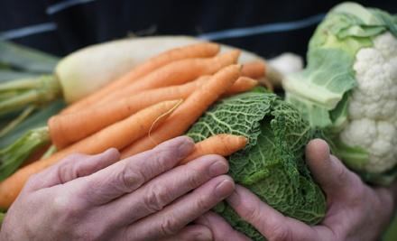 $20 Groupon to Decker Farm - Decker Farm in Staten Island