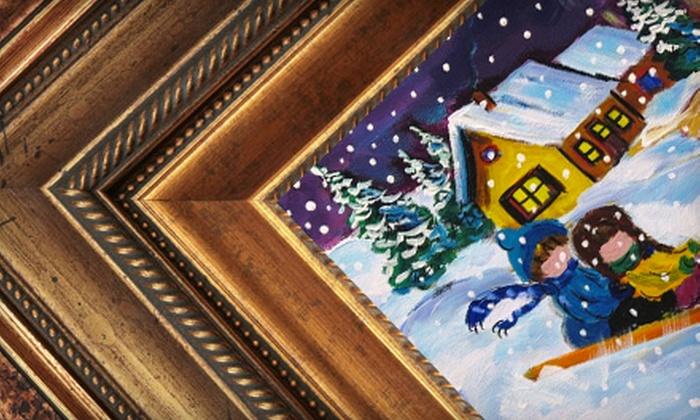 Artworld of Sherway - Etobicoke: $85 for $200 Worth of Artwork and Custom Framing at Artworld of Sherway