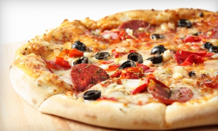 Picasso's - Jacksonville: $10 for $20 Worth of Gourmet Pizza and Pasta at Picasso's