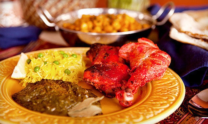 Star of India - Ahwatukee Foothills: $12 for $24 Worth of Indian Food Over Two Visits at Star of India