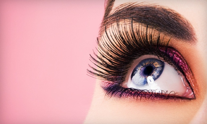 Beauty Marks by Courtney at Couture Hair Studio - Liberty/Powell: Eyelash Extensions at Beauty Marks by Courtney at Couture Hair Studio (Up to 78% Off). Three Options Available.