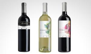 Fincas Don Martino: $299 en vez de $824 por caja de 6 vinos Varietal de Fincas Don Martino