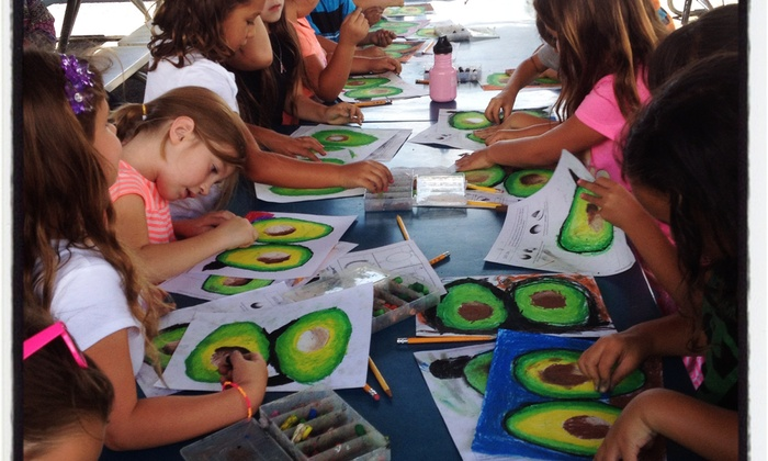 Epic Kids - Corona: Up to 50% Off 3-week Art Camp for Kids at Epic Kids