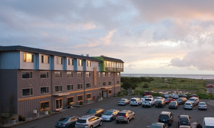 Eco Friendly Hotel On Washington Coast