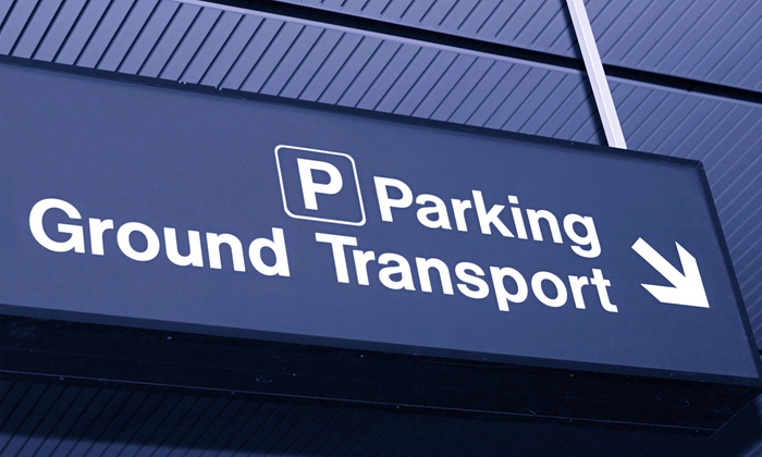 Qwik Park - Ann Arbor: $18 for Three Days of Off-Site Airport Parking at Qwik Park ($36 Value)