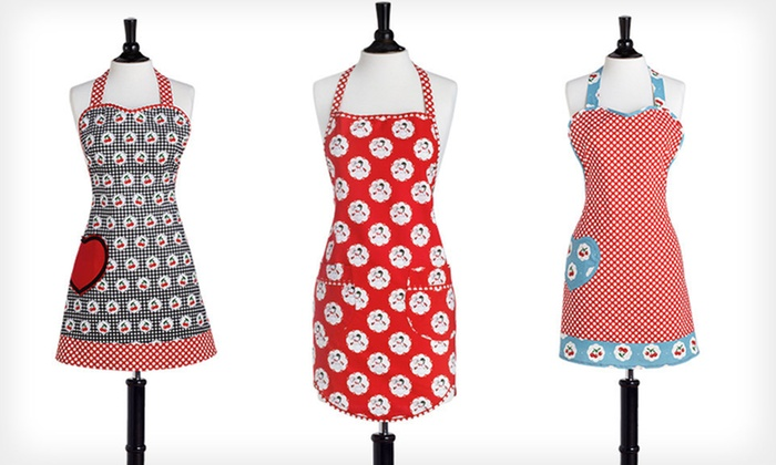 Candy Baker Aprons: $13 for a Candy Baker Apron ($24.99 List Price). Five Options Available. Free Returns.